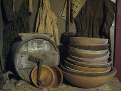 Primitive Bowls