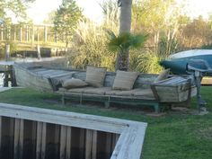 Boat sofa 8)