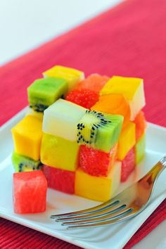fruits salad--fun and good for you!