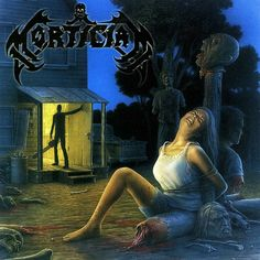 MORTICIAN - Chainsaw Dismemberment (1999)
