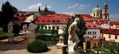 Il Giardino Vrtbovska, un gioiello Barocco a Praga!