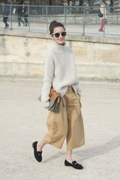 Galeria | Street Style na Paris Fashion Week - F/W 2015/16 | | VU MAG