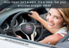 #SimpleSaturday - www.WomenAutoKnow.com