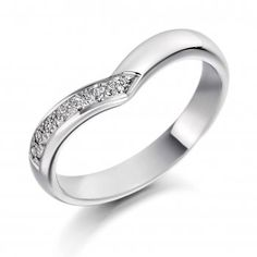 Taylor | Mens Wedding Rings | Womens Wedding Rings | Engagement | Eternity | Tresor Paris
