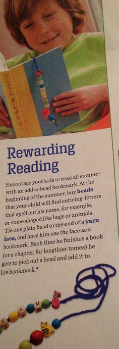 Rewarding Reading | Family Fun magazine