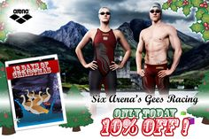 Are you ready ?! Only today 10% OFF on all Arena Swimwear products!   http://www.proswimwear.co.uk/brands/arena-swimwear.html  Just enter : arena12doc in the Discount Codes Box to get 10% OFF on all Arena products! Code is valid for just 24 hours  #promotion #christmas #discount #arena #greatprice #arenaswimwear