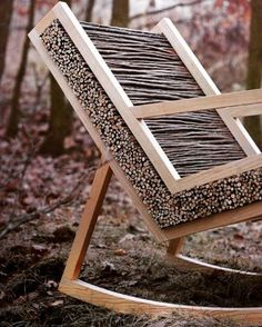 Nice All Natural Armchair