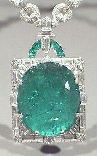 The Mackay Emerald.