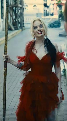 Harley And Joker Love, Harley Quinn Cosplay, Joker And Harley Quinn, Arlequina Margot Robbie, Margot Robbie Harley Quinn, Marvel Dc, Harey Quinn, Harley Quinn Drawing, Mode Kawaii