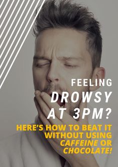 Who else here is feeling drowsy at 3pm? Here's what you can do to overcome it. #AcupunctureWorks #Acupuncturebenefits #tcm #traditionalchinesemedicine