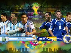 Este es la Copa Mundial en Brazil.
