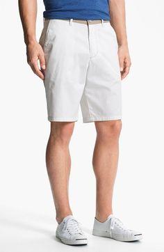 BOSS Black Sweater & Shorts | Nordstrom