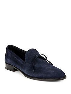ISAIA Suede Loafers                                                                                                                                                                                 More
