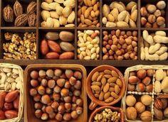10 самых полезных орехов.