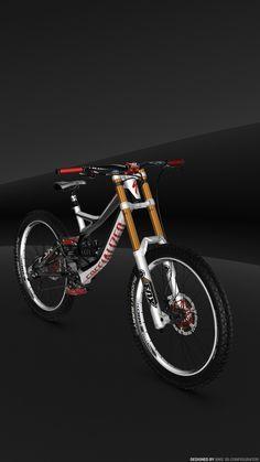 Mój projekt roweru