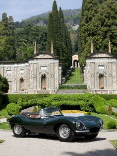 Jaguar XK-SS - 2008 Concorso d'Eleganza Villa d'Este