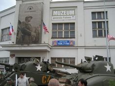 George Patton Memorial Museum in Plzen, CZ