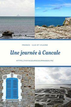 Une journée à Cancale : que faire, que voir et où manger à Cancale pendant un jour, voir même un week-end. Destinations, Mont Saint Michel, Blog Voyage, Normandy, Desktop Screenshot, Week End, Travel, Outdoor, Escapade