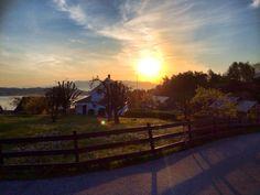 Sunshine Stord Norway