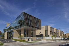 Gallery - UC Lab School – Earl Shapiro Hall / Valerio Dewalt Train Associates, FGM Architects - 1