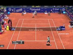 Live Tennis http://www.livetennisonline.com/ Barcelona Open BancSabadell · Men's Singles Round 1 Live At http://www.livetennisonline.com/ Apr 21 - Apr 27 2014