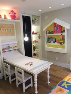 Brinquedoteca Valentina e Vicente - Petrópolis, RJ. #s12arquitetura #interiordesign #kids #details #ludoteca