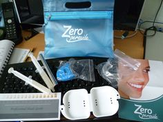Teeth Whitening / ► http://bit.ly/Iujmpi   Zero Peroxide carries itself in an inexpensive kit of powerful teeth whitening tools.