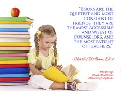 Books are the quietest and most constant of friends; they are the most accessible and wisest of counselors, and the most patient of teachers. Book Quotes, Life Quotes, Good Books, My Books, George Carlin, Thought Of The Day, Dance Moms, The Hobbit, Book Lovers