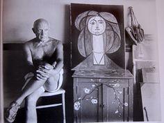 Picasso / Michel Sima