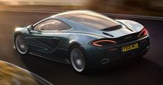 McLaren 570GT To Debut In The UK At London Show, Will Start From £154k #London_Auto_Show #McLaren