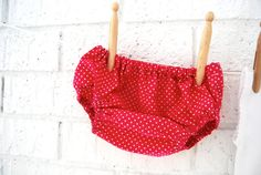 Pink Baby Elephant Bloomers and Singlet set par BubbyMakesThree, $25,00