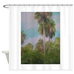 THIS is Florida!. Shower Curtain