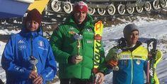 Federico Liberatore si impone nello Slalom FIS di Bormio