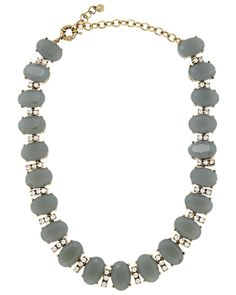 Leslie Danzis 14K Plated Glass Necklace is on Rue. Shop it now.