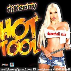 Hot Tools, Reggae, Dj, Promotion, Wonder Woman, Superhero, Women, Wonder Women, Woman