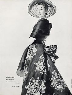 Jacques Fath Ensemble, 1950