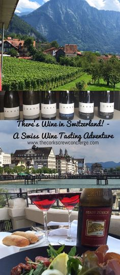Wine Tasting in Switzerland