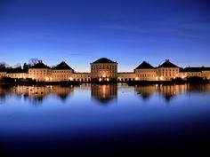 Schloss Nymphenburg Foto Werner Boehm, München Tourismus
