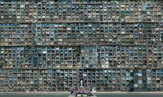Montjuic 2, 2010. 180x300cm.