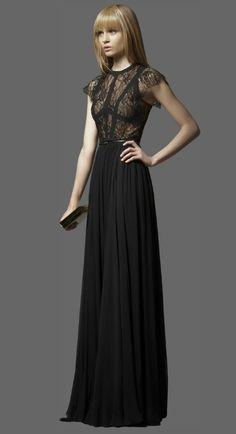 Elie Saab, vestidos de fiesta y de noche espectaculares