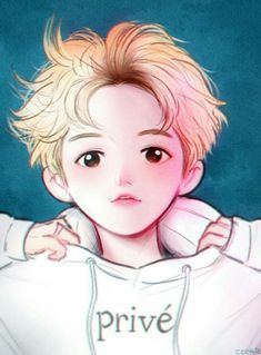 This artist need to show themselves. This is baekhyun fanart, right? I has his real pict with this style, oh god! He look so hqndsome and cute in same time! Selca Baekhyun, Baekhyun Fanart, Kpop Fanart, Chanyeol, Exo Exo, Kyungsoo, Pretty Art, Cute Art, Exo Cartoon