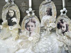 Vintage Inspired: little girls