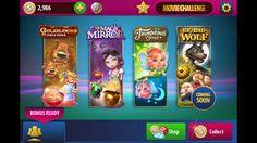 Mirrorball Slots for iOS - lobby
