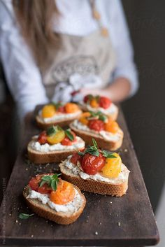 chefs and authors crispy pancetta burrata and tomato sandwiches ...