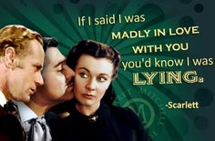 Scarlett quote....