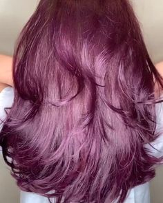 ARCTIC FOX HAIR COLOR Edith Gaitan Leah's hair colored with vegan cruelty free semi permanent color (it will wash out) 😉 Shampoo and conditioner also vegan and cruelty free as well Hair Color Purple, Hair Dye Colors, Cool Hair Color, Green Hair, Purple Burgundy Hair, Fuschia Hair, Red Violet Hair, Violet Hair Colors, Wild Hair Colors
