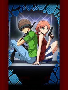 Assassination Classroom ansatsu kyoushitsu Hayami Rinka