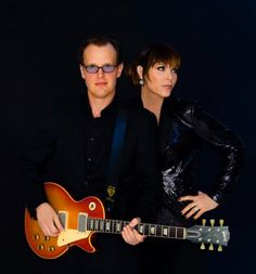 Joe Bonamassa & Beth Hart - awesome together!