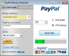 PAYPAL MONEY GENERATOR download hack full. Free PAYPAL MONEY GENERATOR keygen…