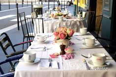 Brunch #artdelatable #ralphnuss #fooding #fleurs #flowers #brunch #vintage